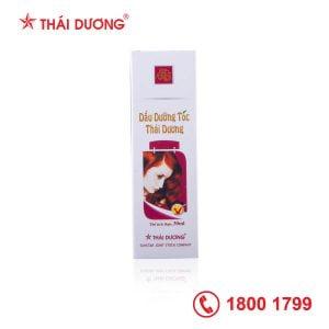 Dầu xịt dưỡng tóc Thái Dương 30ml