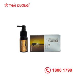 Xịt tóc dược liệu Thái Dương