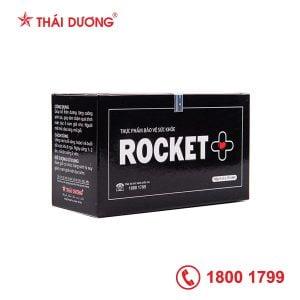 Hộp sản phẩm Rocket + 6 vỉ