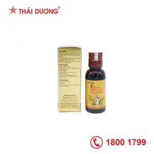 Bổ tỳ dưỡng cốt Thái Dương